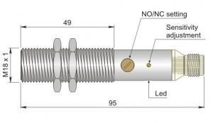 SC18SM-A5 NO/NC H