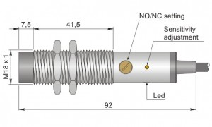 SC18SM-AE10 NO/NC
