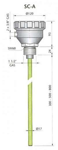 SC-A800 24Vac