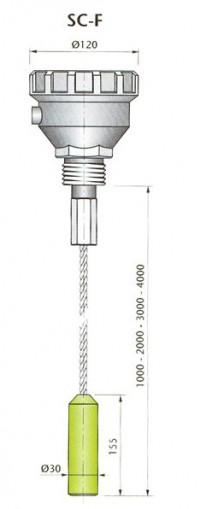 SC-F1000 110/220Vac
