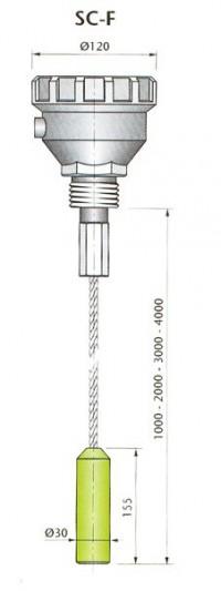 SC-F2000 110/220Vac