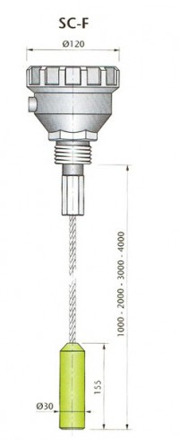 SC-F4000 24Vac