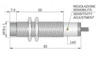 SC18SM-AE10 NC AD3 LC5