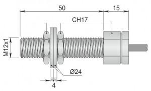 SMC-12 NO SS BC HF LC2 AGD1
