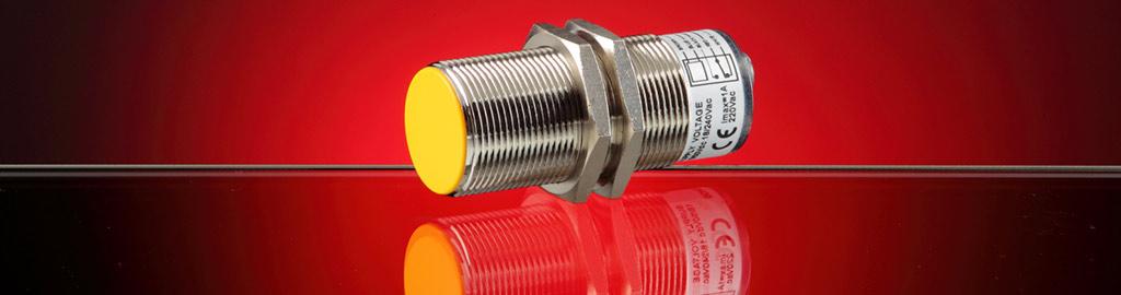 Индуктивные датчики для контроля скорости вращения